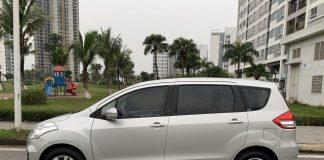 bán xe suzuki ertiga cũ 2016