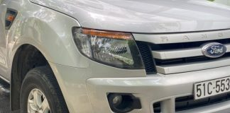 ford ranger 2012 cũ