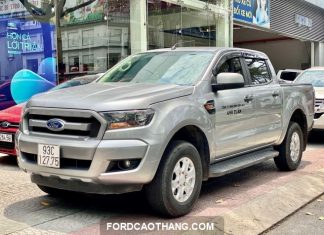 ford ranger xls at 2017