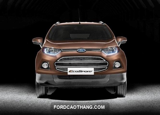 giá xe ford ecosport 2016