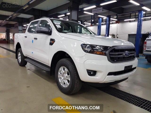 mức tiêu hao nhiên liệu của ford ranger