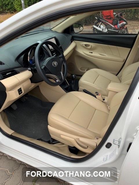 noi that xe Toyota Vios 1.5E 2018