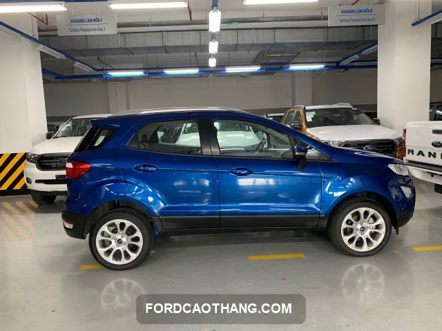 than xe ford ecosport 2021