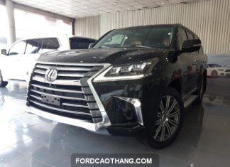 xe lexus 570 đời 2016