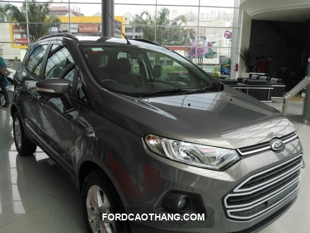 xe ô tô ford ecosport 2016