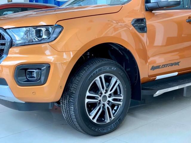Ford Ranger 2021 do cam