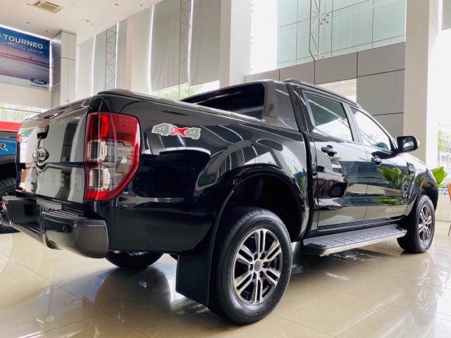 Ford Ranger 2021 mau den