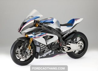 bmw hp4 race hien nay