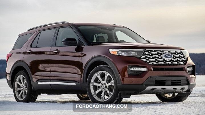 gia xe Ford Explorer 2021