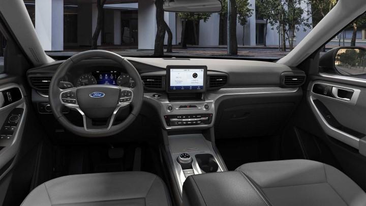 noi that xe Ford Explorer 2021