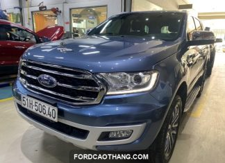 Ford Everest Titanium 2019 ODO 18.000 km