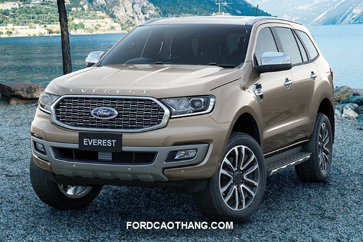 Ford Everest moi nhat