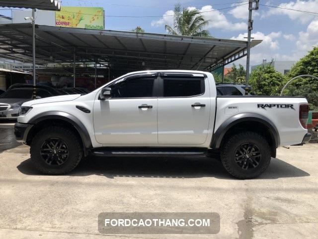 Ford Ranger Raptor 2018 đã qua sử dụng