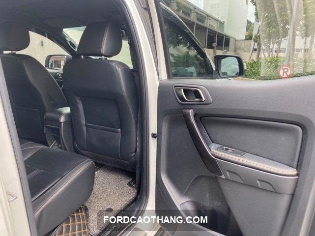 Ford Ranger Wildtrak qua sử dụng chính hãng