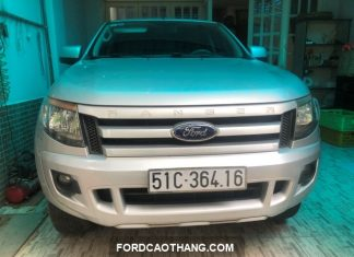 Ford Ranger XLS AT cũ