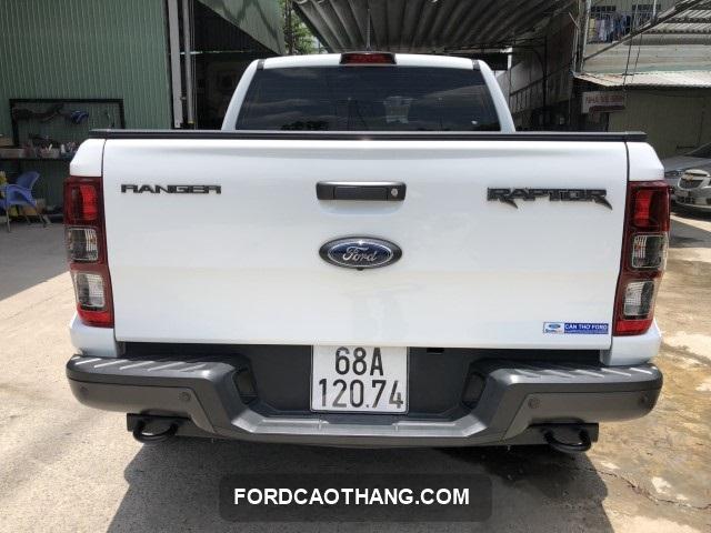 giá bán Ford Ranger Raptor 2018 cũ