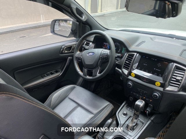 mua xe Ford Ranger Wildtrak cu