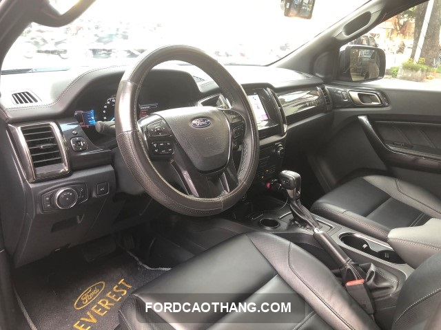 xe cũ Ford Everest Titanium 2018 chính hãng