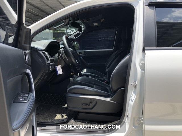 xe cũ Ford Ranger Raptor 2018 màu trắng