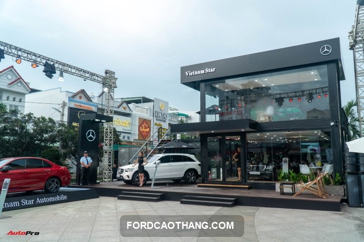 Mercedes VietNam Star Truong Chinh