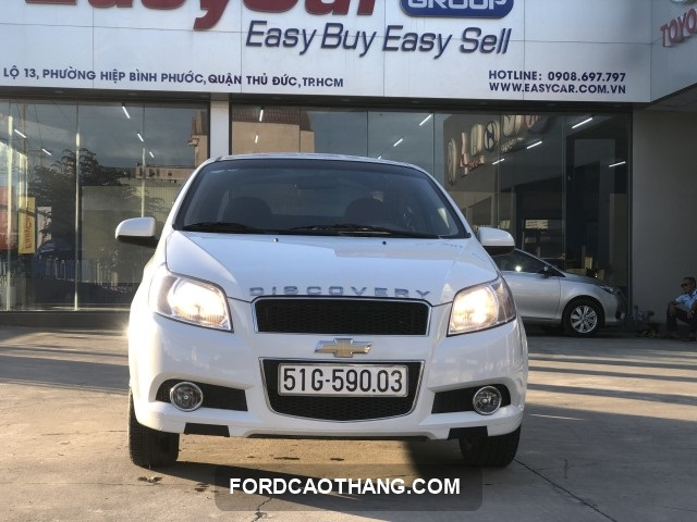 chevrolet aveo 2018 gia re