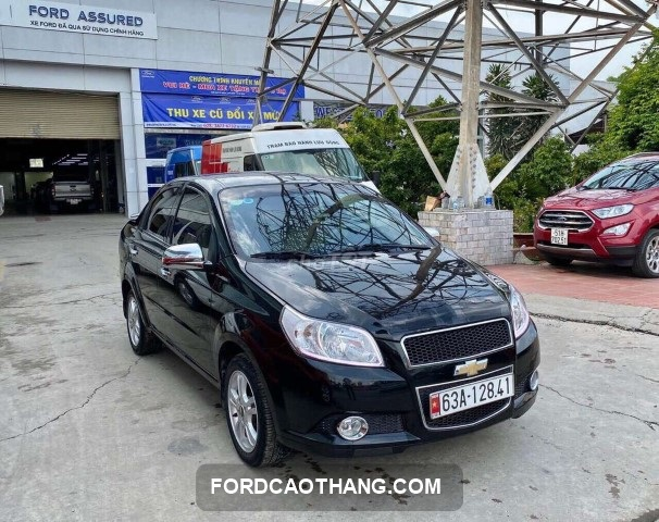 chevrolet aveo cu gia re