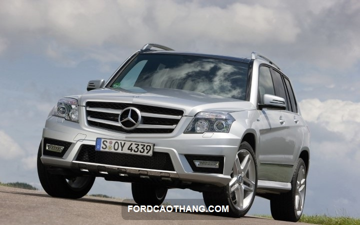 mercedes glk 300 chay luot
