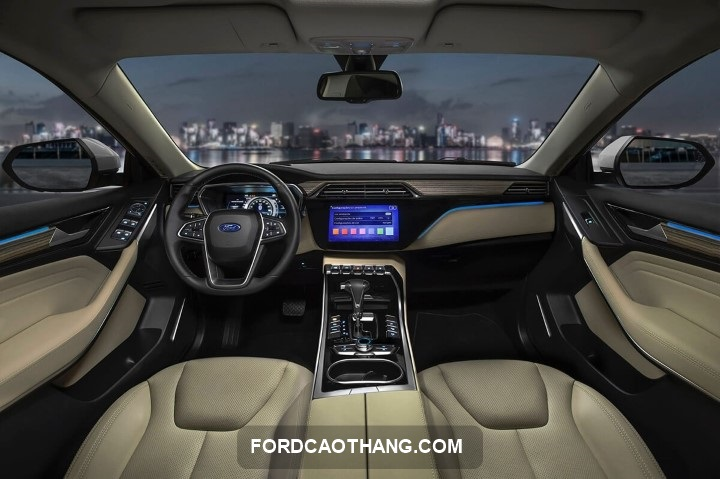 noi that xe Ford Territory 2021