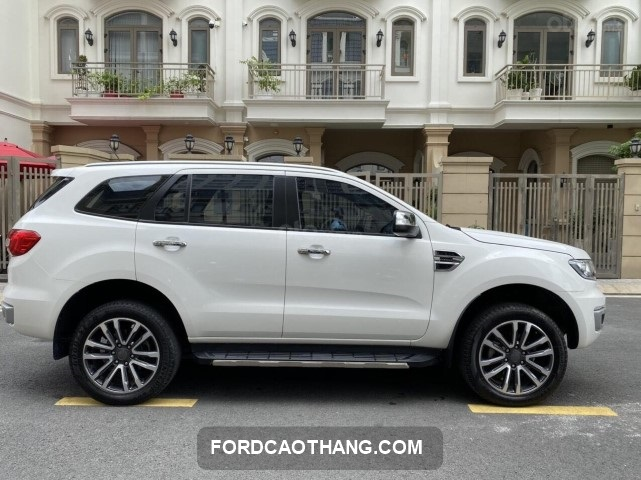 Ford Everest 2020 sieu luot