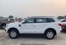 Ford Everest So san cu