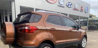 ford ecosport cu