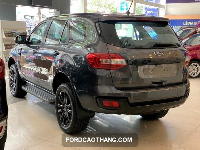 Ford Everest mau xam