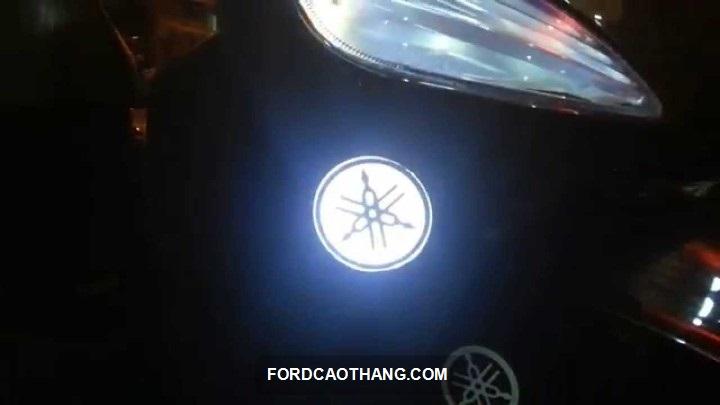 do led logo yamaha
