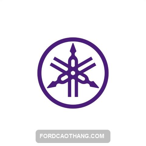 logo yamaha hinh ve