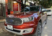 Ford Everest sieu luot