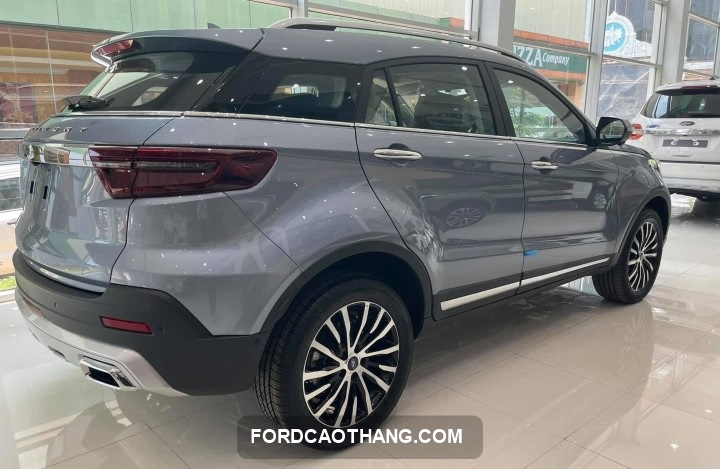 Ford Territory 2022 tra gop