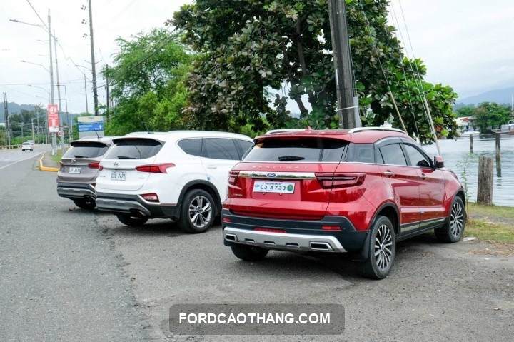 Ford Territory 2022