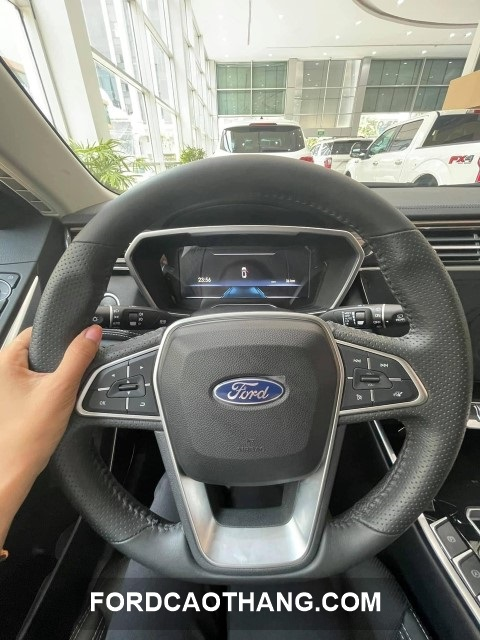 vo lang Ford Territory 2022
