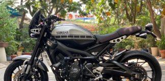 xe yamaha xsr900 cu