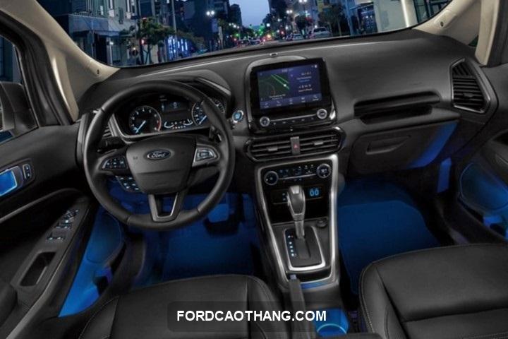 Ford Ecosport 2022 tra gop