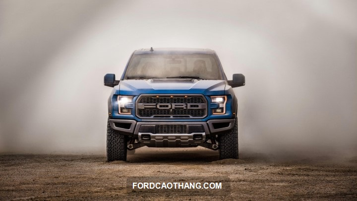 mua ban xe Ford Ranger Raptor 2022