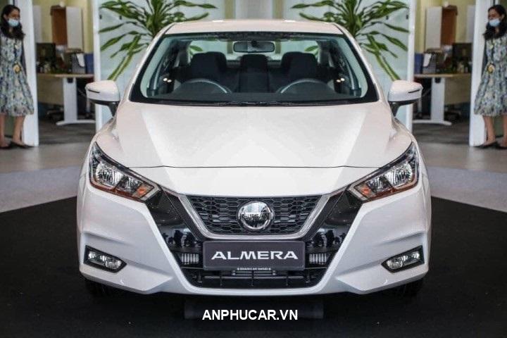 Nissan Almera 2022 mau trang