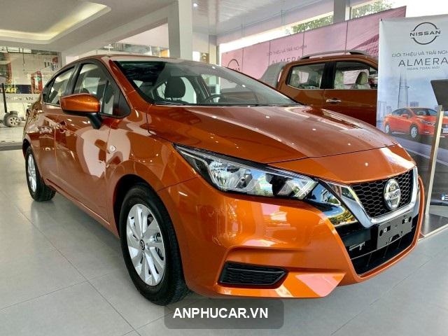Nissan Almera 2022 ngoai that