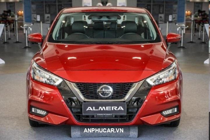 Nissan Almera 2022