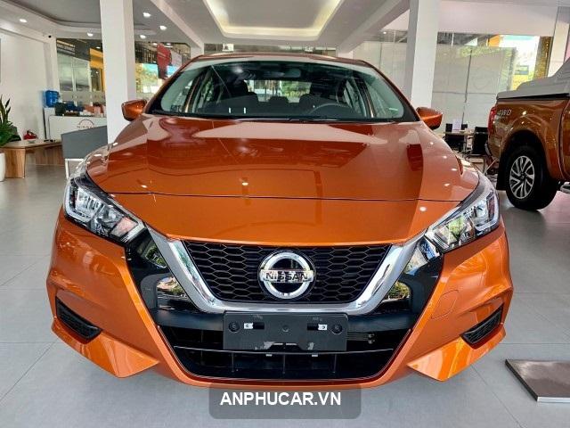 dau xe Nissan Almera 2022