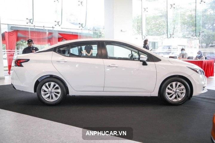 than xe Nissan Almera 2022