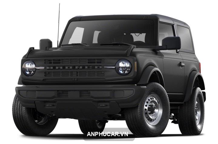 thong tin xe Ford Bronco 2022