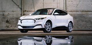 tu van xe Ford Mustang Mach-e 2022