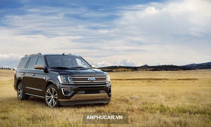 va hanh Ford expedition 2022